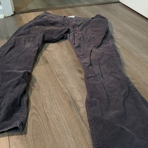 Old Navy cuorderoy pants 34-30